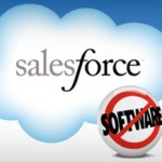 Salesforce.com investiga error de base de datos