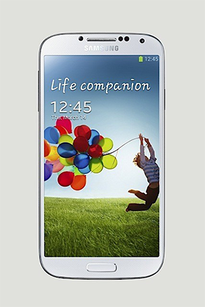 Galaxy S4 White front