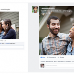 Nuevo look del News Feed de Facebook