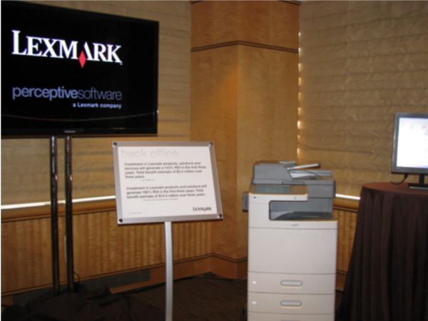 Lexmark PerspectiveSoftware