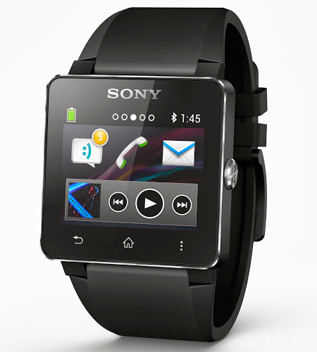 Noticias - Sony Smartwatch 2 Black
