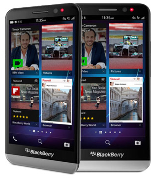 BlackBerry Z30 03