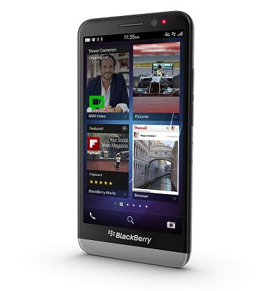 Blackberr Z30