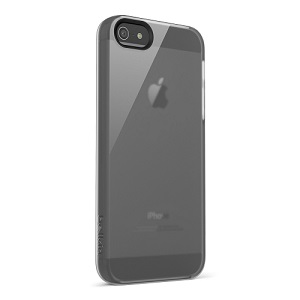 belkin Grip Sheer Matte case for iPhone 5C clear