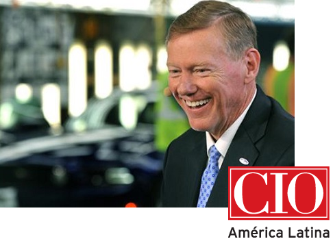 ALAN MULALLY CEO FORD