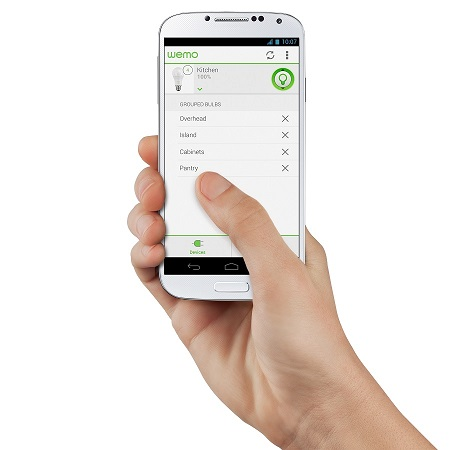 WeMo App for Android