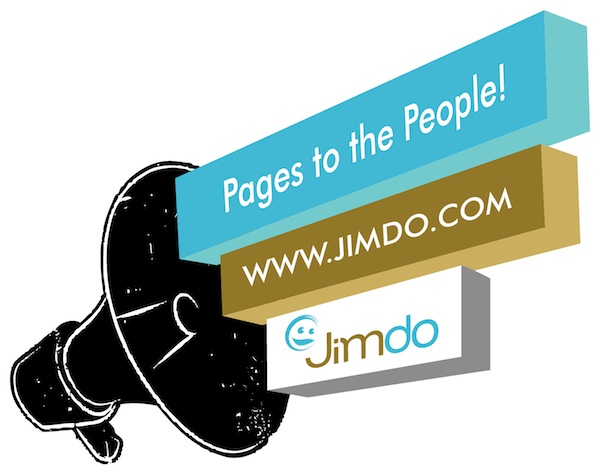 jimdo sticker