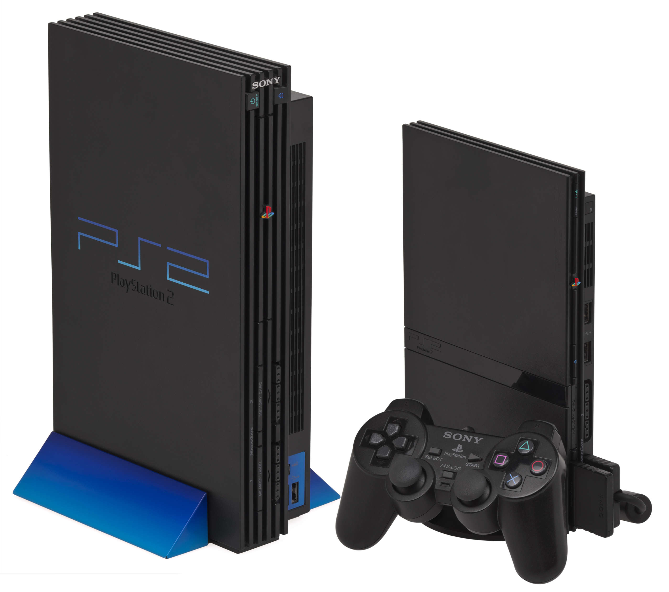 PS2-Versions