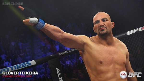 ufc gloverteixeira wm