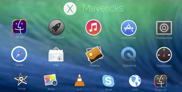 mac os x mavericks icons by theiconator-d6jtf64