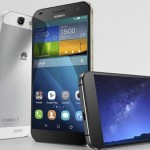 Ascend G7, equipo de gama media hecho de metal y apariencia de iPhone