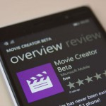 Microsoft Movie Creator al fin tiene opciones de video para Windows Phone