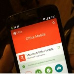 Office para Android se actualiza