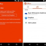 Microsoft lleva Dropbox a Office Mobile para Android