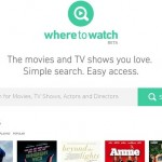 'Where to Watch' es nuevo sitio para buscar videos