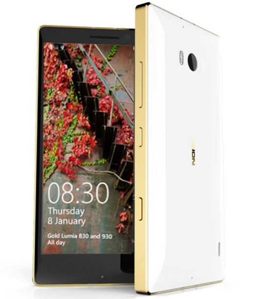 Lumia 930 golden