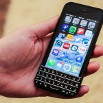 Creadores de teclado iPhone «Typo» pagarán una multa a BlackBerry