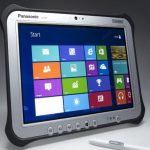 ToughPad, la Tablet de Panasonic de 2500 dólares