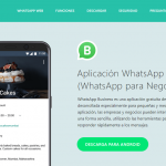 WhatsApp Business disponible en México y pronto en toda Latam