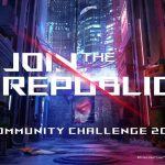 ASUS ROG Join the Republic: Community Challenge 2018
