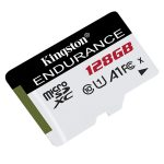 Kingston presenta tarjetas microSD High Endurance