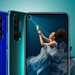 HONOR 20 Series, una cámara cuádruple con IA de 48 MP