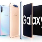 Samsung Galaxy A disponibles en México
