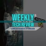 Weekly Tech Review 5: Todo se cancela por el coronavirus, menos el WWDC de Apple