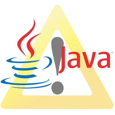 Java warning