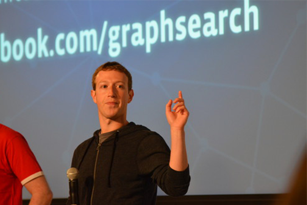 Mark Zuckerberg GraphSearch