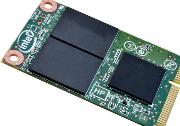Intel SSD 525