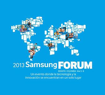 Logo Samsung Forum 2013
