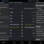 Samsung Galaxy S4 benchmark 2