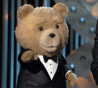 TED Oscars