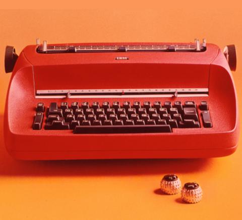 Typewriter Trabajo PCWorld