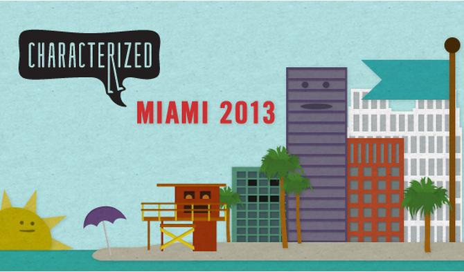 Characterized Miami 2013