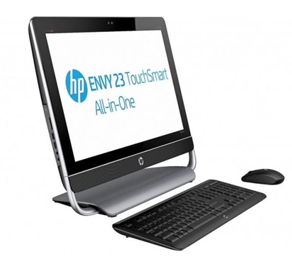 HP Envy 23 TouchSmart