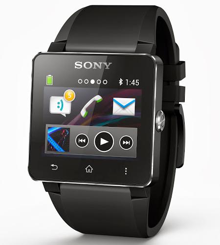Noticias - Sony Smartwatch 2 Black