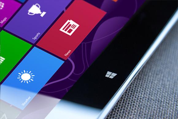 Microsoft Windos 81