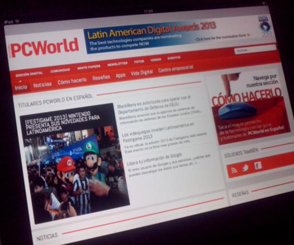 Portada PCWorld 18 Agosto