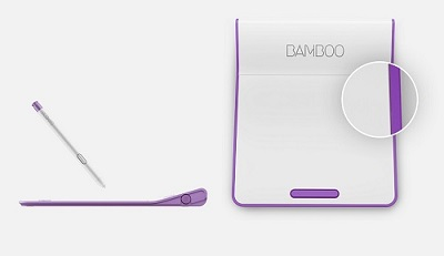 Bamboo Pad purple