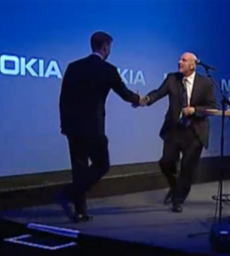 Nokia Siilasmaa Ballmer