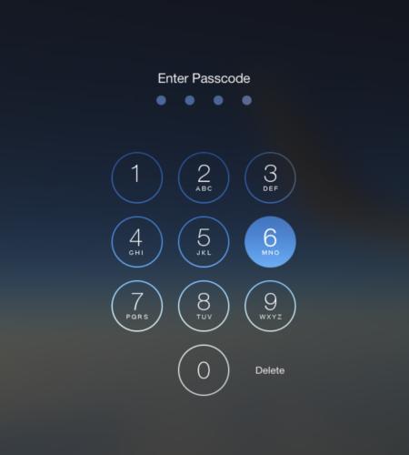 iOS7 error