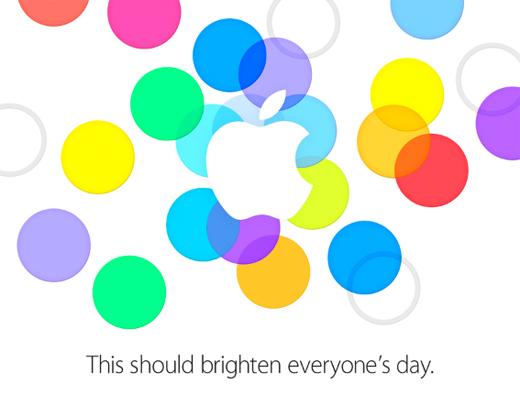 iPhone event invite