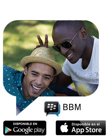 BlackBerry Messenger BBM ya Llego
