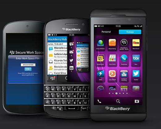 BlackBerry Enterprise Server 02