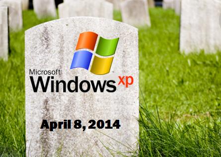 winxp dead-2014