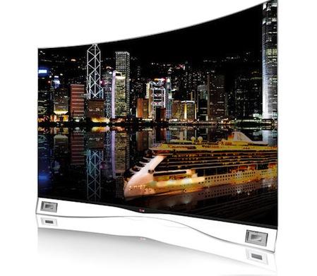 LG CURVED-OLED-TV55EA9800