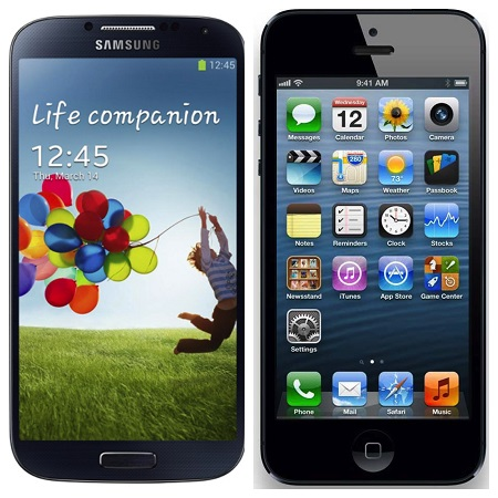 samsung-galaxy-s4-vs-apple-iphone-5