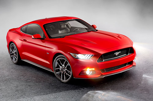 15FordMustang CES hero500